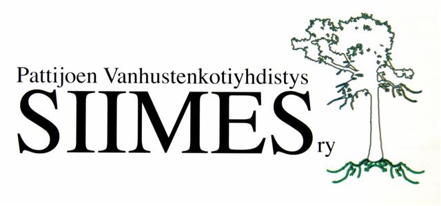 Pattijoen Vanhustenkotiyhdistys Siimes Ry